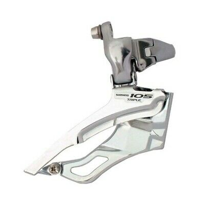 Shimano 105 FD-5603 Front Derailleur, Triple, Band On - Bottom Pull - 10 Speed • 17.99£