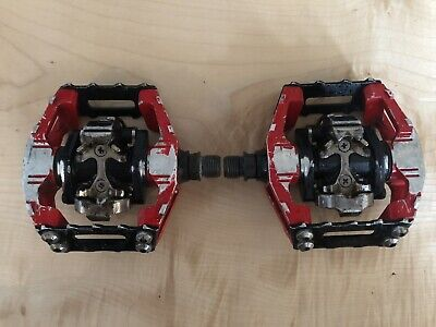 Shimano DX PD-M636 SPD Clipless Pedals • 11.50£