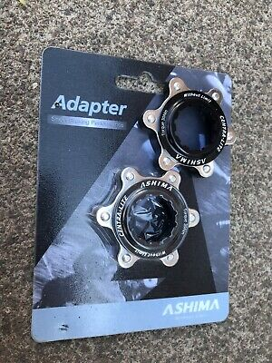 Ashima 6 Bolt To Centrelock Adapters Ultra Light 23g • 4.20£
