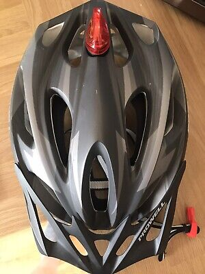 Prowell F59 Cycle Helmet With Detachable Shark FinLight Large Pre-owned • 18.99£