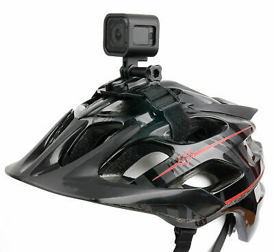 Vented Sports / Cycling / Bicycle / Cycle Helmet Mount For GoPro Hero 5 Session • 13.99£