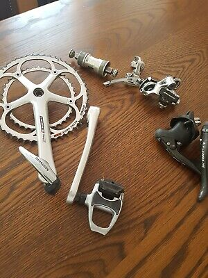 Campagnolo Chorus /record Groupse Set 10 Speed • 200£