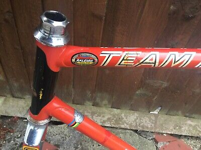 """RALEIGH SPECIAL PRODUCTS Team Frame 1973 22 1/2"""" Very Early  • 175£"""