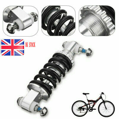 Sports Mountain Bike Bicycle Suspension Shock Absorber 100 125 150mm • 8.69£