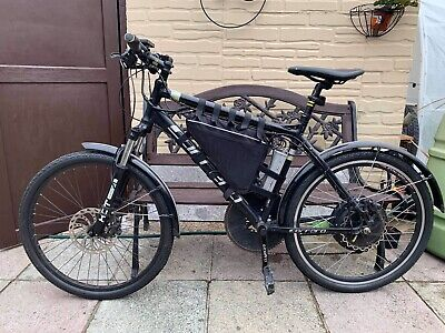 Electric Bike 26Ah 52V Battery, 1500w Motor( Mint Condition) • 577£