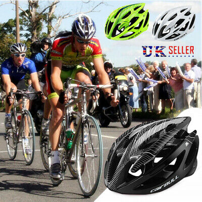 CAIRBULL Unisex Road Cycling Visor MTB Bicycle Mountain Bike Sport Safety Helmet • 18.99£