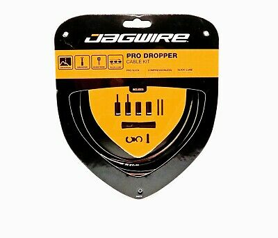 Jagwire Pro Dropper Seat Post Cable Kit • 19.99£