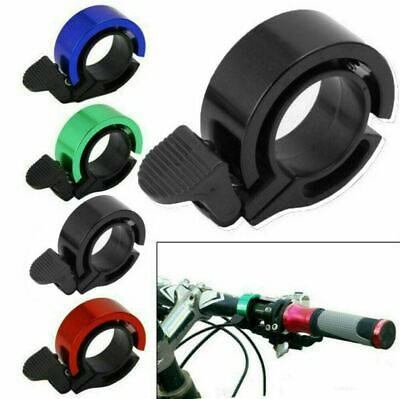 Bicycle Bell Aluminum Alloy Bike Bell MTB Handlebar Alarm Ring Invisible Q Bell • 2.59£