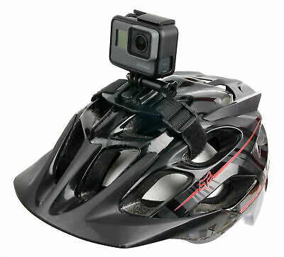 Vented Cycling / Bicycle Bike Helmet Mount For Crosstour CT9700 / CT9900 • 13.99£