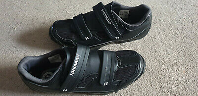 Shimano M065 SPD Mens MTB Cycling Shoes - Black. Used Only A Few Times!  • 12.70£