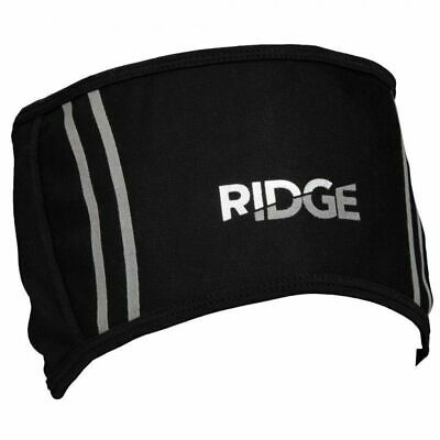 Ridge Wind Resistant Fleece Lined Cycling, Running Headband - Black One Size  • 7.99£