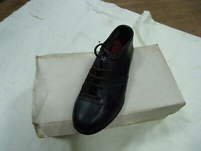 C/1980's Arturo Cycling Leather Touring Shoes Sizes 4 And 5 Womens  • 25£