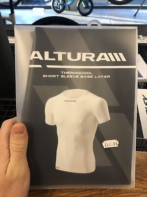 Altura Thermocool Short Sleeve Base Layer Size L/XL • 22.50£