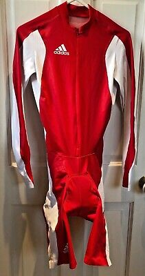 Team Gb Great Britain Womens Prototype Skinsuit Rare Used Once Size 8 - Mint • 25£