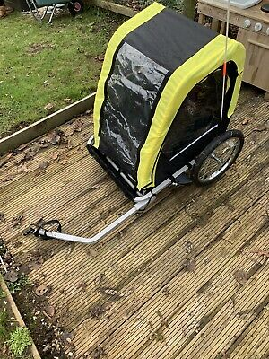 Twin Buggy Bike Trailer Halfords Collection Only!! • 65£
