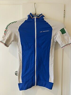 X-bionic Cycling Jersey Italy Patriot • 25£