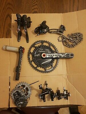 Campagnolo Record Groupset 11 Speed  • 625£
