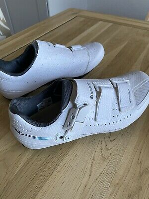 Shimano-rp5 Spd-sl Woman's Road Shoe Cycling Shoes Size 39 • 50£