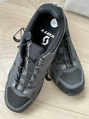 Scott Sports Crus-R Lady's Cycling Shoes Size 7, SPD Cleats Included, Nearly New • 34.99£