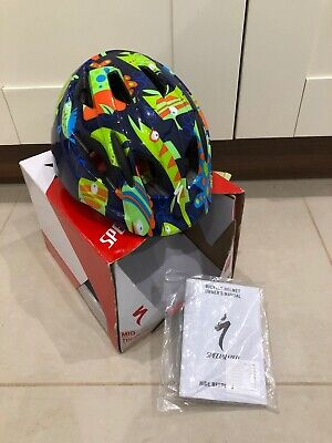 Specialized Mio Toddler Child Cycling Helmet 46-51cm • 15£