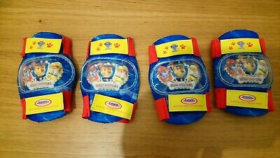 Paw Patrol Knee And Elbow Pads For Toddler • 2.99£