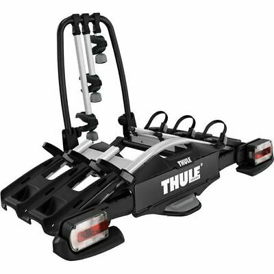 Thule 927002 VeloCompact Towbar Mounted Bike Carriers For 3 Bikes - Used Once • 300£