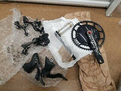 Campagnolo Record Groupset 11 Speed  • 650£