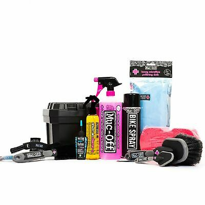 Muc-Off Ultimate Road/Mountain/MTB Bike/Cycle/Cycling Cleaning/Cleaner Kit • 67.49£