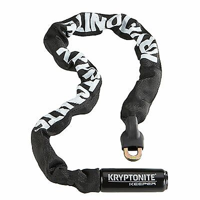 Kryptonite Keeper 785 Integrated Chain Mountain Bike/Road/Race/MTB Security • 27.16£