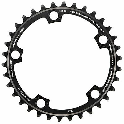 SRAM Red X-Glide 110 BCD Road Bike Cycle Cycling Chainring - 34T • 25.64£