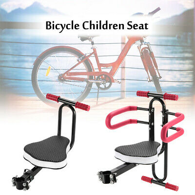 Bicycle Bike Front Seat W/ Thickened Padded Child Kids Chair Sport Seat Foldable • 13.89£