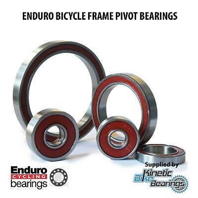 Enduro Bicycle Frame Pivot Bearings • 6.40£