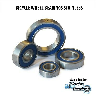 Bicycle Wheel Bearings Stainless • 6.99£