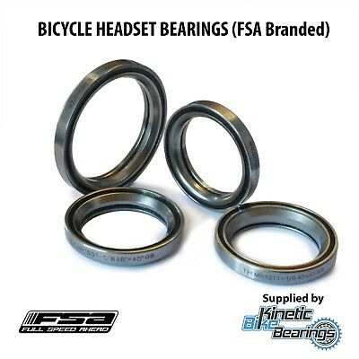 BICYCLE HEADSET BEARINGS (FSA Branded) • 11.99£