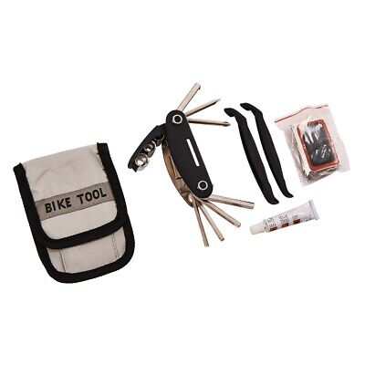 Amtech S1810 Chain Repair & Bike Tyre Puncture Kit Bicycle Tool & Carry Case • 4.99£