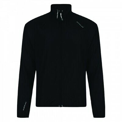 Dare2b Fired Up Mens Water-Repellent Wind Resistant Softshell Jacket Black M • 16.99£