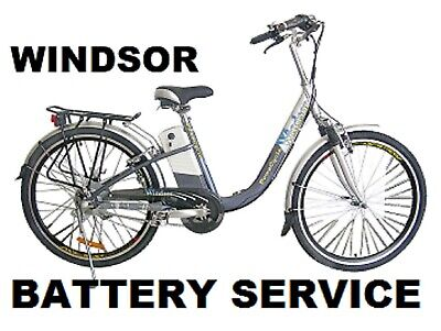 PowaCycle Battery Service  Electric Cycle Bike  Battery Service • 199.99£