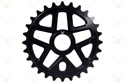 EXotic BMX 28T Sprocket CNC Machined 6061 Al One Or Three Piece Crank Bolt Drive • 12.99£