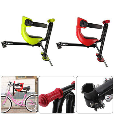 Baby Child Seat Bicycle Bike Front Seat Chair Carrier Sport Seats Safety Stables • 20.59£