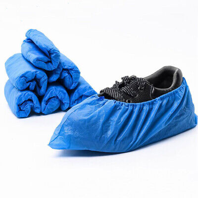 Disposable Shoe Covers Protection Strong Overshoes Shoe Covers For Flooring • 12.99£