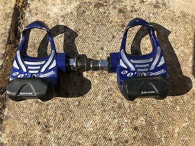 Look Clipless Road Bike Pedals • 10£