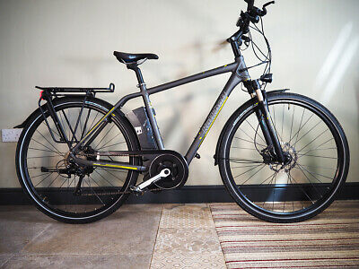 Kalkhoff Endeavour Impulse S10 High Quality E-Bike, Was £2245 New In 2014 • 720£