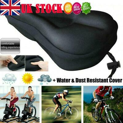 3D Cycling Bicycle Bike Seat Cover Sponge Outdoor Breathable Cushion U • 5.59£