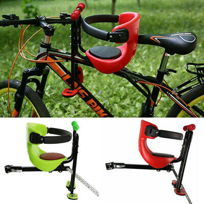 Baby Child Seat Bike Bicycle Front Seat Carrier Sport Chair Safety Stables UK • 37.99£