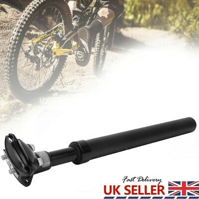 Suspension Bicycle Seatpost Seat Post Shock Absorption Aluminium Alloy Tube 27MM • 17.25£