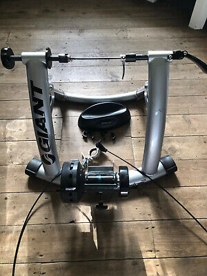 GIANT CYCLOTRON MAG II Turbo Trainer Excellent Condition In Original Box • 36£