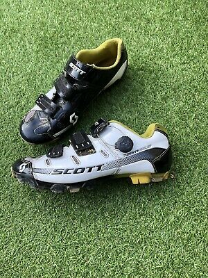 Scott Team Issue Mtb Shoes Size 9  • 9.99£