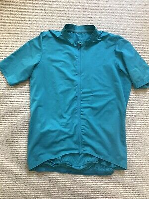 RAPHA  - PRO TEAM MID WEIGHT JERSEY - Blue Large - Good Condition • 27.90£