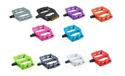 DMR V6 Plastic Pedals Pair Cro-Mo Axle All Colours  • 15.85£