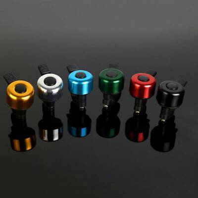 Cycling Bike Bicycle Handlebar Bell Ring Loud Horn Safety Sound Alarm New • 2.97£
